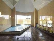 アネックス4階・女性大浴場 本館9階にも女性浴場ございます。