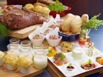 80種類の朝食ブッフェ,大阪府,ホテル・ラ・レゾン大阪(3月1日~クインテッサホテル大阪ベイ)
