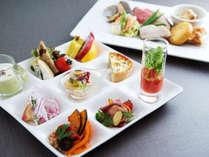 色とりどりの80種類の朝食ブッフェをお楽しみください。,大阪府,クインテッサホテル大阪ベイ(旧ホテル・ラ・レゾン大阪)