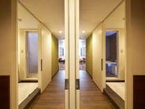 ファミリーやグループに便利なコネクティングルーム。,大阪府,ホテル・ラ・レゾン大阪(3月1日~クインテッサホテル大阪ベイ)