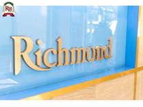 Richmond 記念撮影スポットにもなっています♪