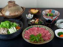 柔らかい赤身肉の中にきめ細かく脂肪が入った絶品佐賀産和牛しゃぶしゃぶ