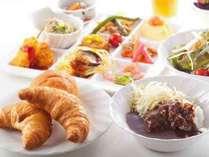 ◆2Fバイキングレストラン「ラ・ベランダ」◆
