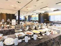 2階 ラ・ベランダ 朝食ビュッフェラ(※7:00~10:00)