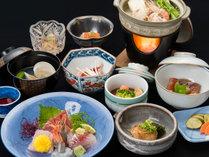 *【夕食(一例)】スタンダード料理/全体