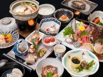 *【夕食(一例)】料理長特選/全体