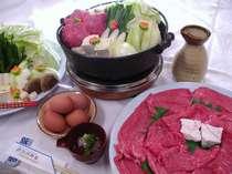 あまーい 神戸牛【すき焼】を味わう