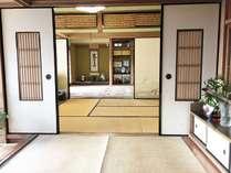玄関→和室方向