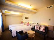 【デラックスツイン】5室限定!春・夏・冬休みや年末年始の人気の日程お早目のご予約をオススメします。