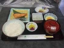 【和食の朝食付】