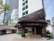 ●品川プリンスホテルNタワー(外観)