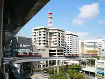 ◆送迎付◆ホテル最寄のゆいレール駅までお迎え&お送りで楽々♪<朝食付>