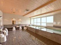 *大浴場/沖縄では珍しい大浴場で、ゆったりのんびりと旅の疲れを癒しましょう。