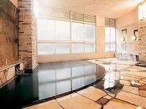 ♪掛け流し天然温泉100%の宿(露天風呂と内湯も)♪