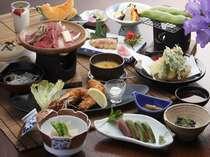 夕食お料理デラックスプラン「DDX」 温泉バス付客室