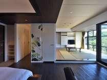 【客室一例】広々としたリラックスできるお部屋