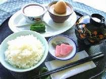 ◆軽い朝食【ワンコイン朝定食付きプラン】