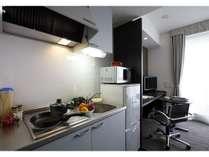 スタジオ -キッチン付アパートメント