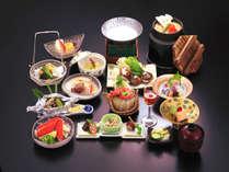【和食会席コース(花)】※季節により、内容が異なる場合がございます。