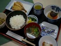 好評を頂いてます和食の一例です。