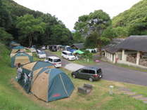 大月エコロジーキャンプ場