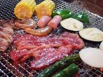焼肉&海鮮BBQプラン