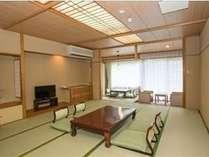 和室一例ゆったりとしたお部屋です。