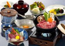 松阪牛すき焼き 一例