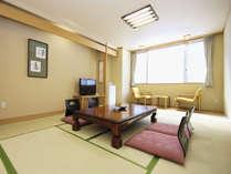 【和室】スタンダードな和室です。客室は全て地デジ対応