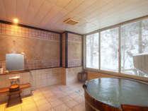 【貸切風呂】自分達だけの温泉タイムをお楽しみください