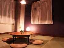 ゲストハウスで和室はいかがですか。