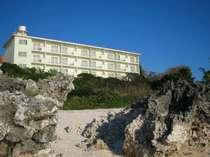 与論島の格安ホテル 与論島パークホテル