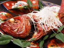*脂のりもよく、フワッとした食感と、溢れ出る旨味が特徴です。甘辛く煮付けた味もまた格別。