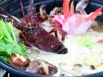 いけんだ煮みそ鍋◆豪快海鮮の旨味が染み込んだお鍋です
