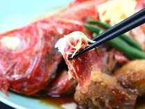 金目鯛姿煮◆コース限定で源兵屋オリジナルの味をご提供します