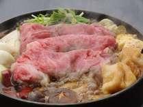 【高級和牛の食べ放題!】近江牛のすき焼き食べ放題と広島ぶちうまバイキングプラン