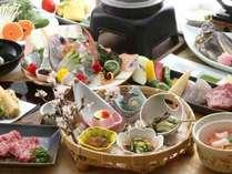 【早割り45】瀬戸内の天然桜鯛と広島牛会席プラン