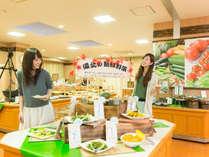 約50種類のお料理が並ぶ広島のおいしいものがいっぱい「広島ぶちうまバイキング」