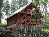 【貸別荘】プライベート空間、完全一棟貸し2名プラン【スキー場まで10分!】