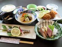 【リーズナブル】品数控えめ♪旬の川魚の塩焼きをメインとした手作り料理をお気軽価格で♪