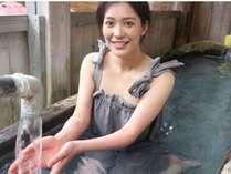 湯あみ着 1500円透けない、張りつかない、おしゃれ(^_-)-☆