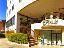 JR宇都宮線「古河」駅から徒歩4分、ビジネスや観光の拠点に適した古河アークホテル