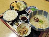*【夕食一例】割烹の料理人が作る日替わり定食をどうぞ