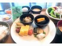 朝食メニュー「和食御膳」※写真はイメージです