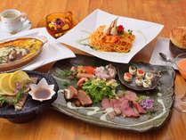 選べる洋食プラン