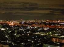 高層階からの夜景は最高です