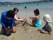 【夏ファミリー】海水浴場まで車で3分★夏休みの思い出♪お子様歓迎!特典付き