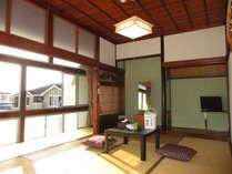 【客室一例:9号室】日当たりの良いお部屋です