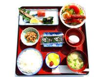 【ビジネス用:朝食】女将手作りの家庭料理です!