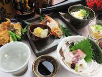 【夕食&朝食付】京都おばんざいセット+ワンドリンク■約40種の和洋朝食バイキング■